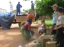 Food Distribution and Gospel Presentation 2006